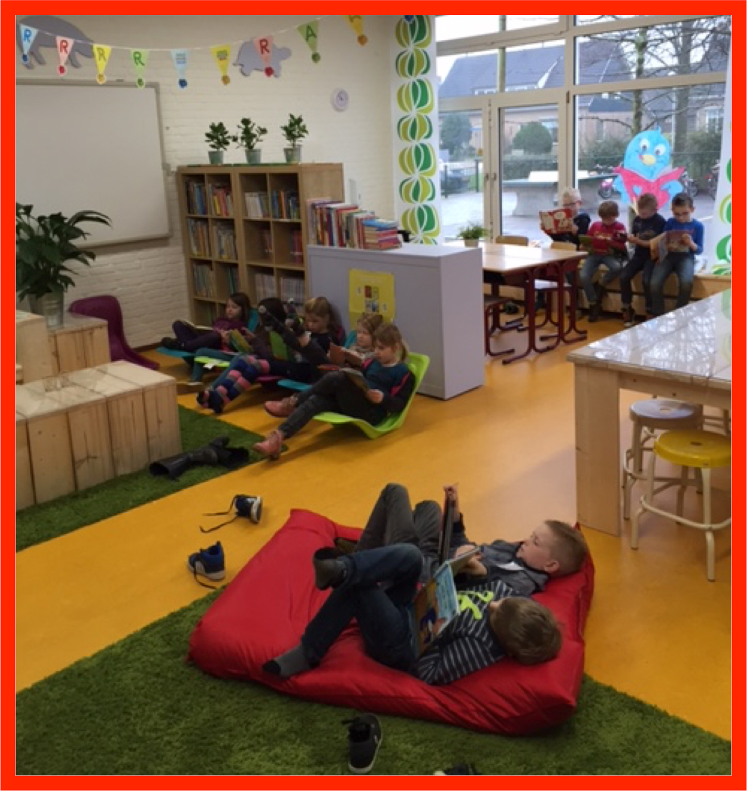 kinderen op Heidepark